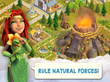 Chloris, a goddess of environmental protection