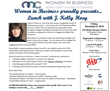 Women In Business - Morris Chamber