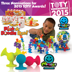Fat Brain Toy Co Announces Three Finalists for Toy of the Year