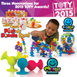 Fat Brain Toy Co. Leads the Specialty Toy Industry with Three Toy of the Year Nominations