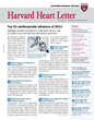 This year's top 10 advances in cardiovascular disease, from the December 2014 Harvard Heart Letter