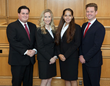 Stetson Advocates Best at National Civil Trial Competition