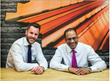Andy Larholt - CEO Montash and Dush Alagaratnam - Finance Director Montash