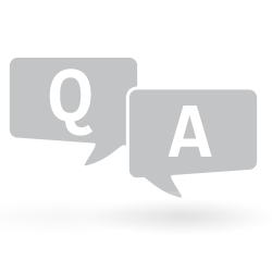 advertising question and answer system