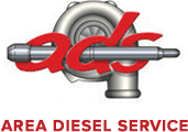 Area Diesel Service sells diesel power products and diesel engine replacement parts.