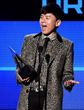 Top Chinese Musician, Zhang Jie, Presented With International Artist Award At 2014 American Music Awards