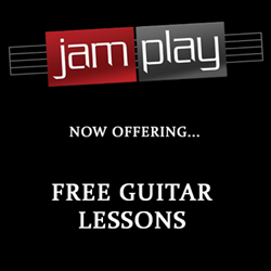 JamPlay Free Guitar Lessons