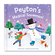 """My Magical Snowman"" is a delightful, heart-melting new story, featuring the child as the star!"