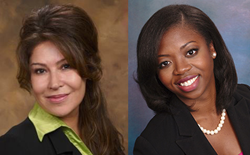 Claudia Acosta and Tiesha Lewis join NAT Arlington, Texas branch