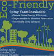 New Infographic Showcasing the Benefits of Spray Foam Insulation Released By Clean Crawls