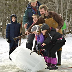 East Hill Farm Winter Farm Stay Family Vacations