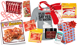 Bacon Gifts from Stupid.com