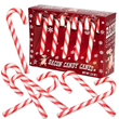 Bacon Candy Canes from Stupid.com