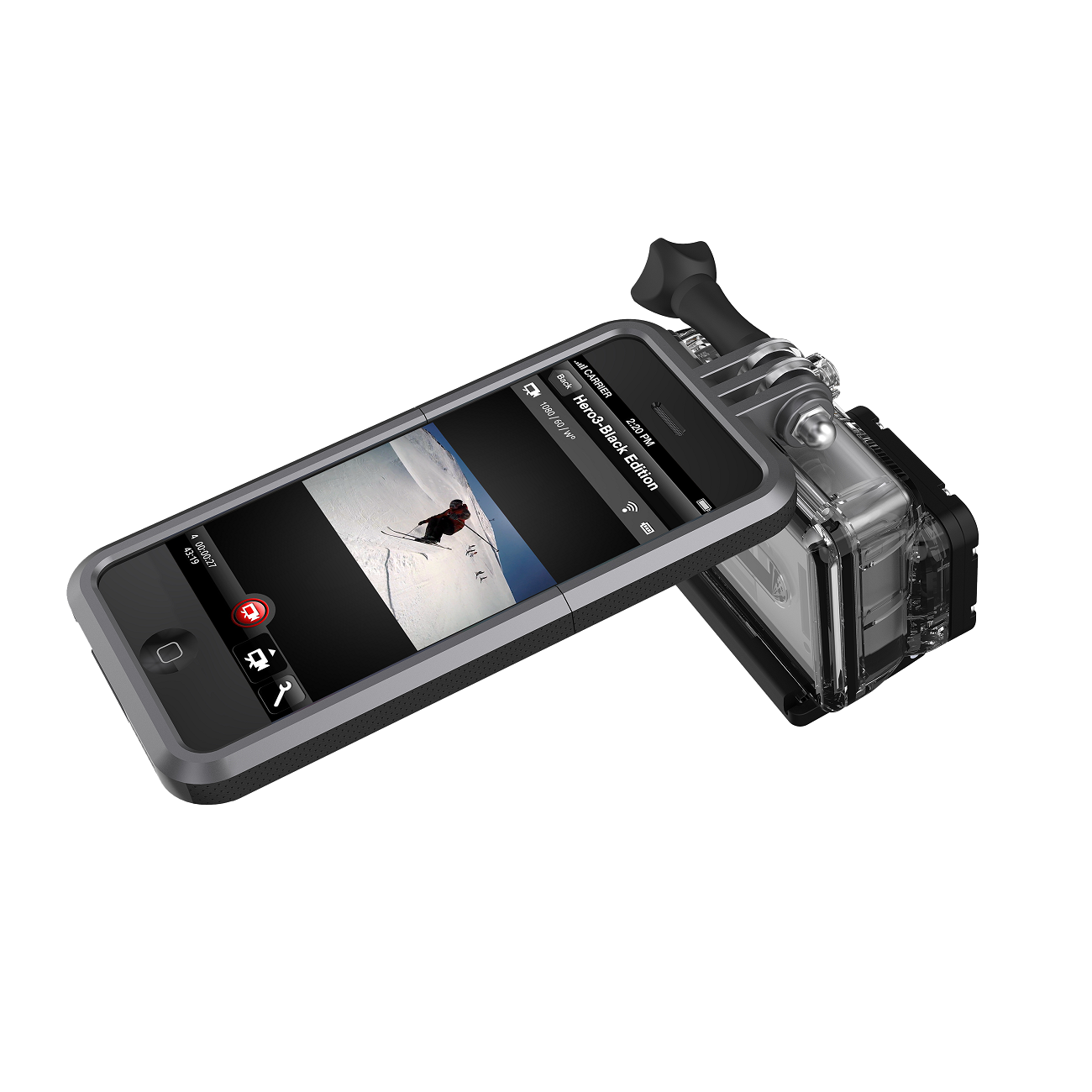 04ef35ac5f5549 Polar Pro Filters Expands Lineup of Professional-Grade GoPro® Accessories  with First Battery-Integrated Extension Pole and New Smartphone Mounts