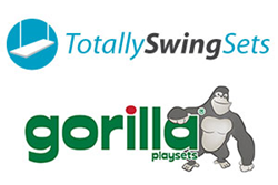 Totally Swing Sets Features Gorilla Playsets Sale