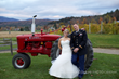 Ric & Sienna, married on October 19th, 2014 at The Barn at Boyden Farm in Cambridge, Vermont
