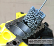 BRM Announces Engine Cleaning Video; See the Rebuilt 350 Chevy Engine Block at PRI Show 2014 (Booth #5511)