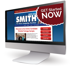 Online Candidate Campaign Websites
