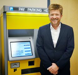 Mark Martin, Scheidt & Bachmann USA, Parking Industry