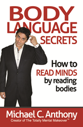 New Book Reveals 'Body Language Secrets' — Making It a Great Gift...