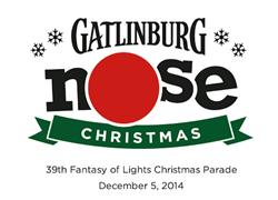 Gatlinburg Nose Christmas
