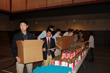 The Thanksgiving food drive is a 30-year tradition at University School.