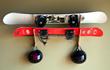 Moloka'i Duo Bamboo Snowboard Rack