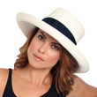 Santana Straw Hat by Physician Endorsed at SolEscapes