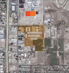 Aerial of Ironwood Property