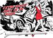 12 sinnergirls of telematics – Gurtam corporate calendar 2015