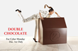 zChocolat doubles your chocolate on December 1st