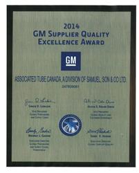 ATG GM Award