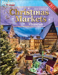 christmas markets and shopping guide in europe