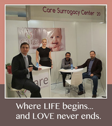 CARE Surrogacy Center Reflects on Fertility Fair in Spain