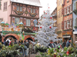 Christmas market at Colmar, France