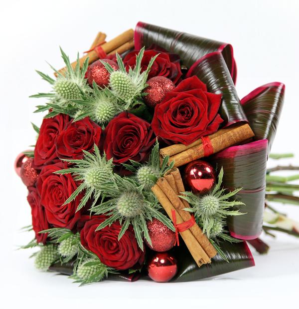 Hot Winter Flower Arrangements and Seasonal Treats by ...