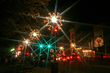 Ripley, West Virginia, decks the streets with holiday cheer.