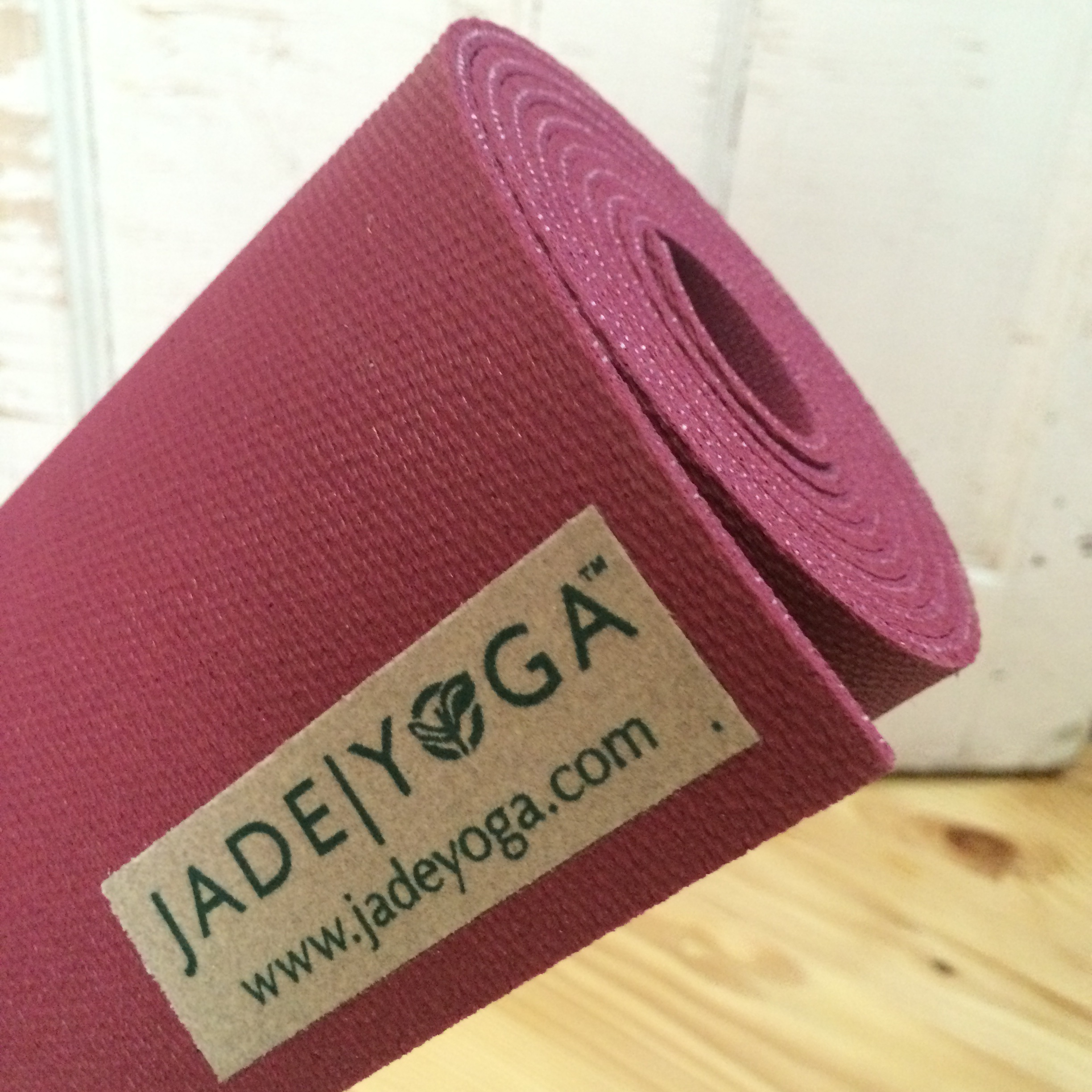 mats banner collection outlet products mat plum goyoga yoga jade harmony