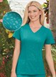 Jockey® Scrubs Introduces the Jockey® Solid Illusion™ Collection – Subtle Prints with the Look of a Solid Color