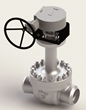 Flowserve McCANNA Introduces In-Line Maintainable Cryogenic Valve
