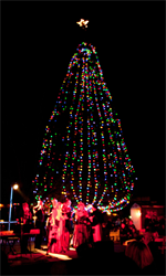 Idyllwild's 54th Annual Christmas Tree Lighting Ceremony