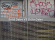 Rolling Gates NYC Unveils New Line of Custom Rolling Grille Gates for...