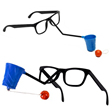 Face Basketball Glasses from Stupid.com