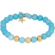 Turquoise Gold Resort Bracelete