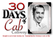 30 Days of Cab Calloway Kicks Off Thanksgiving Week on eBay