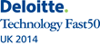 Cambrionix Ltd Ranks Top 10 in the Deloitte UK Technology Fast 50