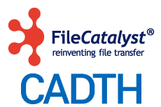 FileCatalyst and CADTH logos