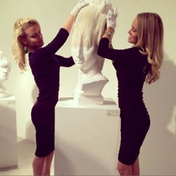 Art Basel 2013: Quintessential Models Demonstrate Moveable Sculptures