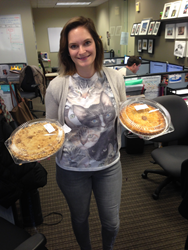 Atlanta Pie Patrol founder Keri Geier, Production and Compliance Specialist for Force Marketing