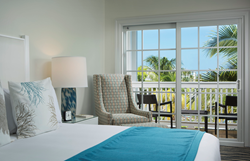 Sweeping marina views and resort amenities come standard.
